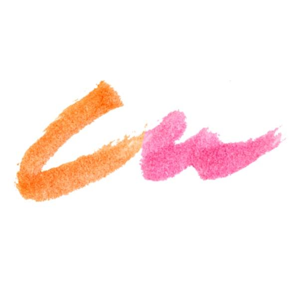 orange-magenta